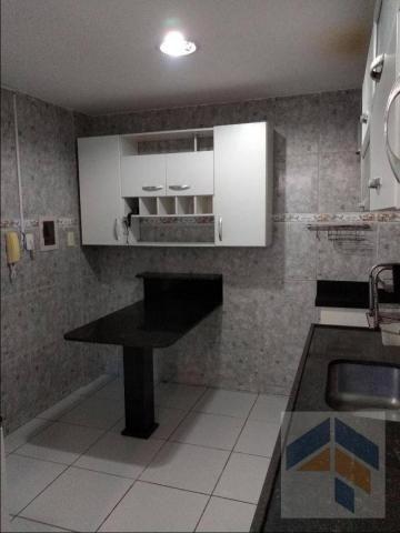 Apartamento Duplex com 3 dormitórios à venda, 107 m² por R$ 345.000,00 - Bessa - João Pess - Foto 9