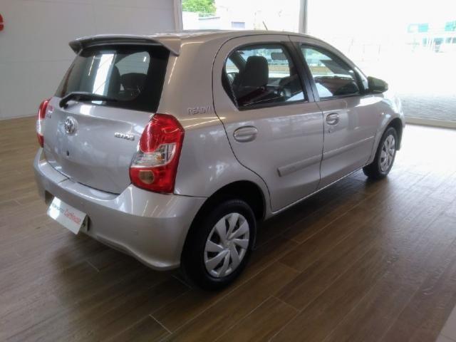 Toyota Etios 1.5 READY 16V FLEX 4P AUTOMATICO - Foto 3