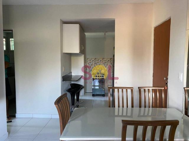 Apartamento à venda, 57 m² por R$ 169.000,00 - Uruguai - Teresina/PI - Foto 11