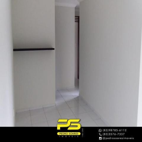 Apartamento com 3 dormitórios à venda, 85 m² por R$ 220.000 - Jardim Cidade Universitária  - Foto 4