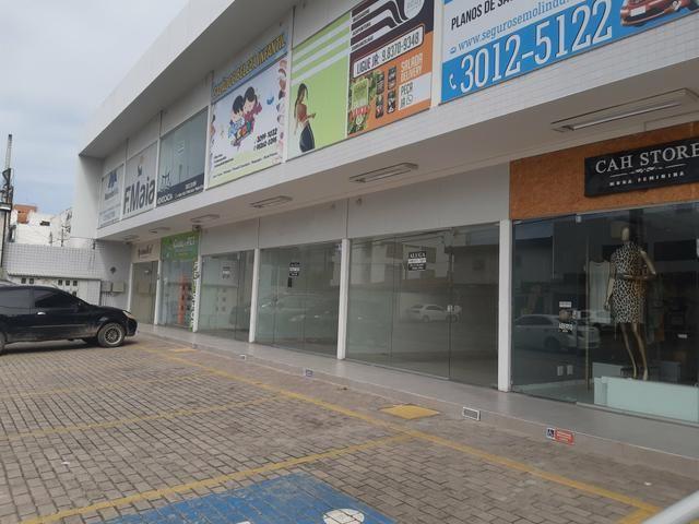 Lojas e salas comercial na avenida em jd atlântico, b. novo e casa caiada, todos os preços - Foto 3