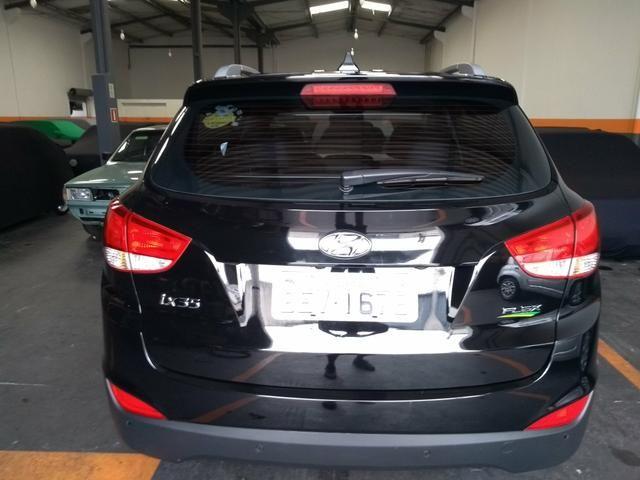 Hyundai IX 35 Gl 2.0 16v 2WD Flex Aut. 2018 - Foto 5