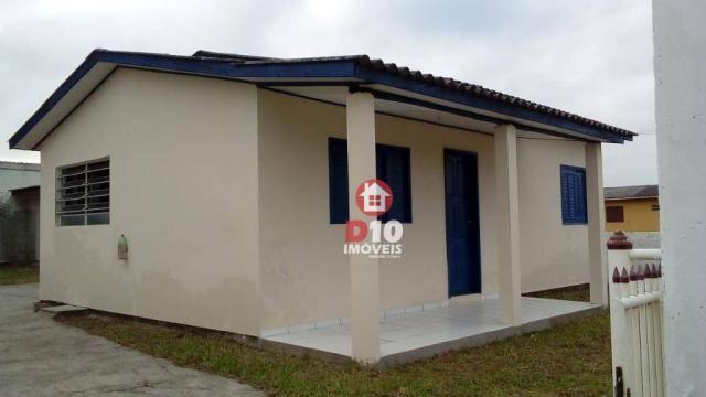 Casa com 3 dormitórios à venda, 85 m² por R$ 160.000,00 - Zona Nova Norte - Balneário Arro - Foto 2