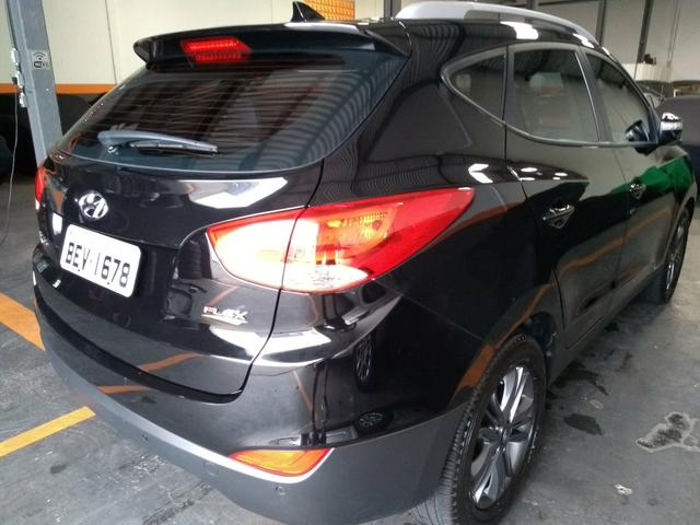 Hyundai IX 35 Gl 2.0 16v 2WD Flex Aut. 2018 - Foto 3