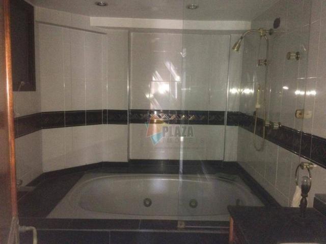 Apartamento para alugar, 210 m² por R$ 3.500,00/mês - Tupi - Praia Grande/SP - Foto 16