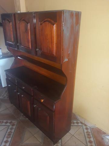 Vendo armário 400 reais de madeira maciça - Foto 3