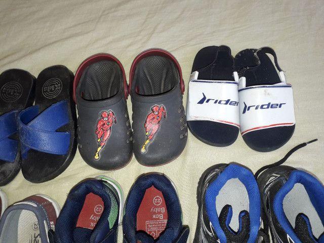 Lotes de calçados masculino bem conservado  - Foto 2