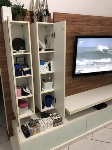 Painel Home Theater TV em MDF - Foto 4