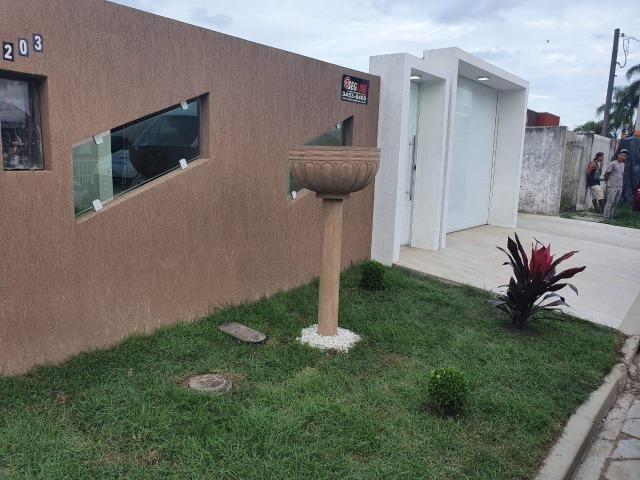 Casa com piscina alto padrão à 350 metros da beira mar. Confira - Foto 20