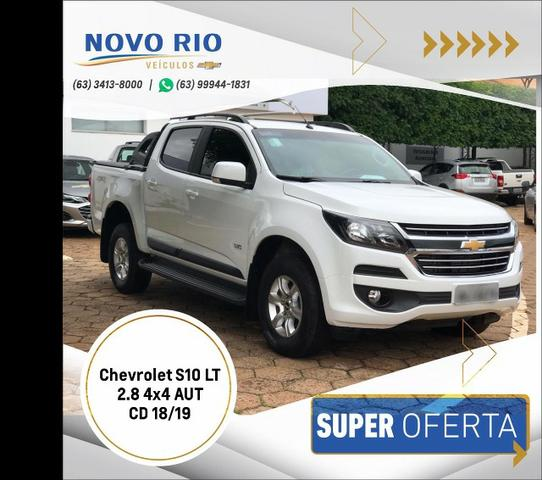 Chevrolet S10 LT 2.8 4x4 AT CD - Foto 3