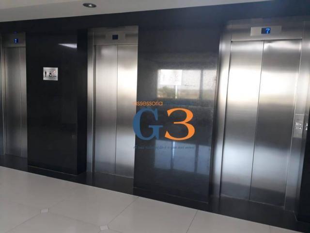 Sala para alugar, 48 m² por r$ 1.800,00/mês - três vendas - pelotas/rs - Foto 5