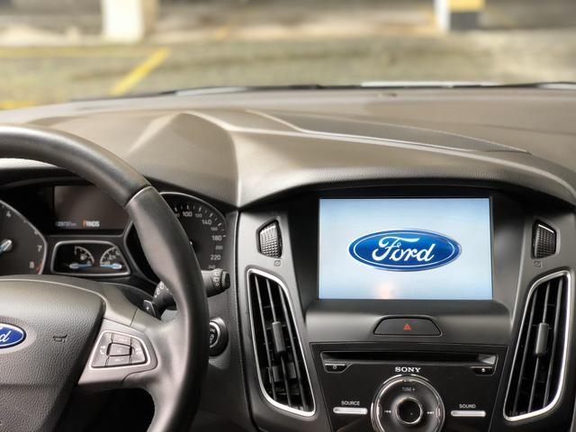 Ford Focus Hatch titanium 2.0 automático 2016/2016 - Foto 5