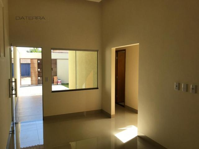 Casa à venda com 3 dormitórios em Jardim fonte nova, Goiânia cod:266 - Foto 8