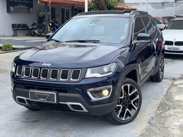 Jeep Compass Limited 2 0 4x4 Diesel 16v Aut 2019 709334727 Olx
