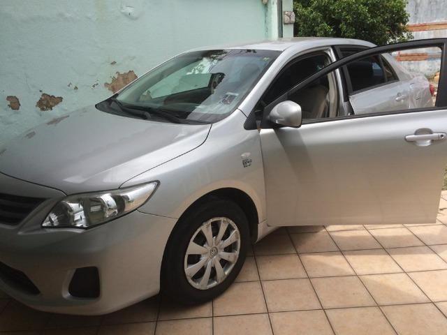 Corolla xli flex 2011/2012 - r$ 43.000,00 - Foto 6
