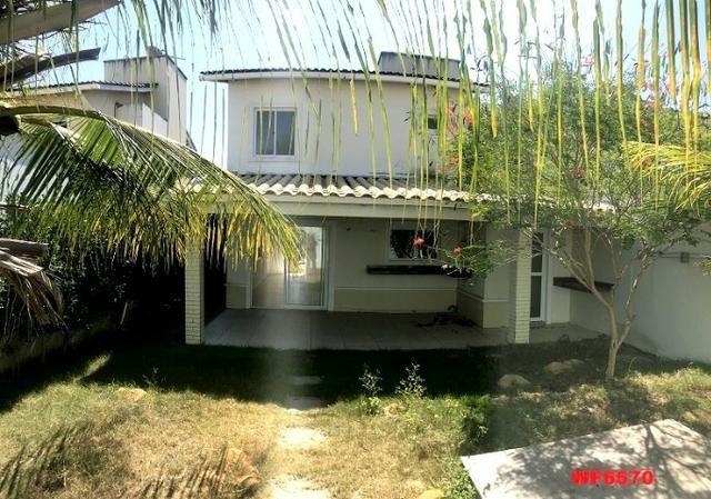 CA1743 Vendo ou Alugo, casa e condomínio no Eusébio, 3 quartos, 3 vagas, lazer - Foto 19