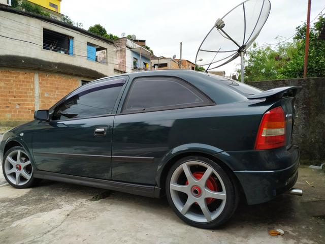 Vendo ou troco Astra 2001 1.8 8v - Foto 2