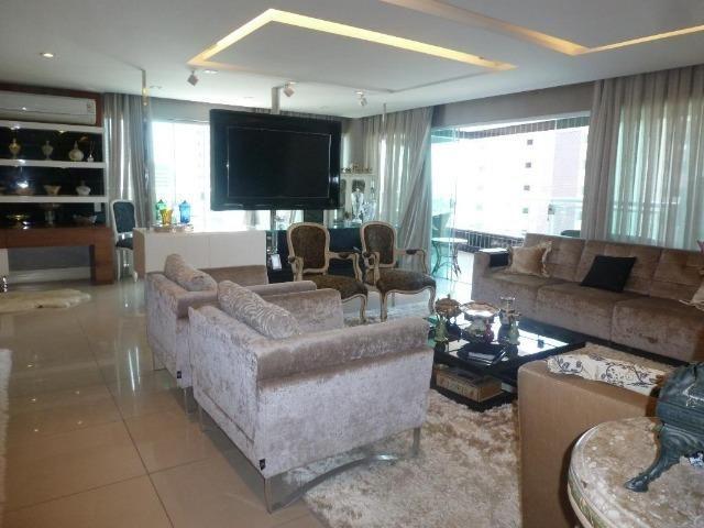 Apartamento de Alto Padrão No Guararapes, 314m² e 100% Nascente! - Foto 8