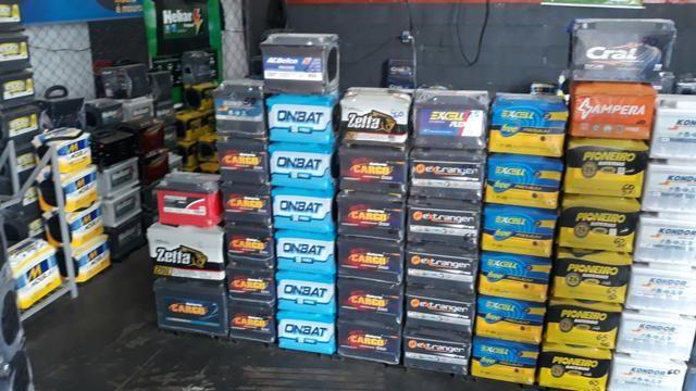 Baterias automotivas todas as marcas e otimas qualidades duracar baterias - Foto 6