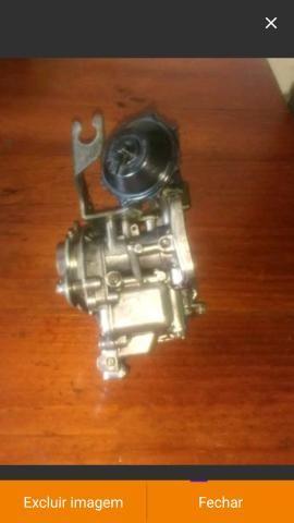 Carburador werber 1.6 álcool AP e coletor admissão escape gol quadrado - Foto 11