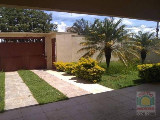 Casa com 3 dormitórios para alugar, 132 m² por R$ 1.600,00/mês - Parque Brasília 2ª Etapa  - Foto 16