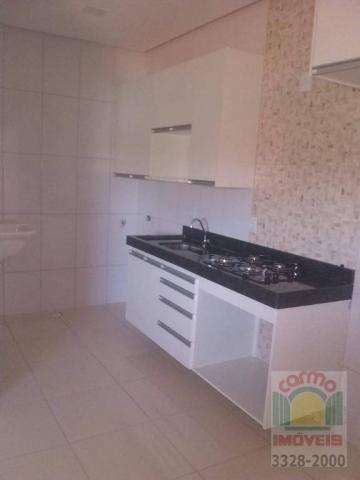 Apartamento com 1 dormitório para alugar, 50 m² por R$ 650,00/mês - Setor Central - Anápol - Foto 7