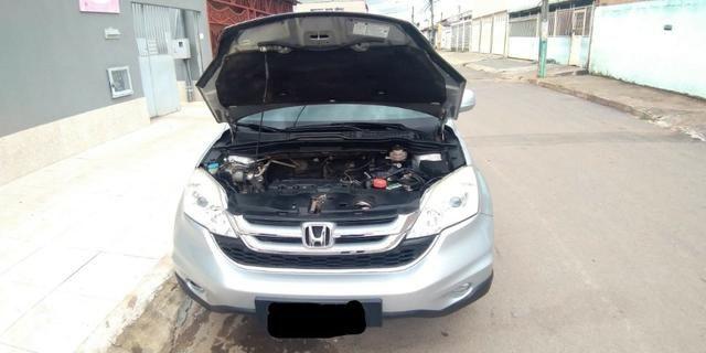 Honda CRV exl 2.0 4x4 impecável !! Mais top da categoria. Couro + teto solar - Foto 11