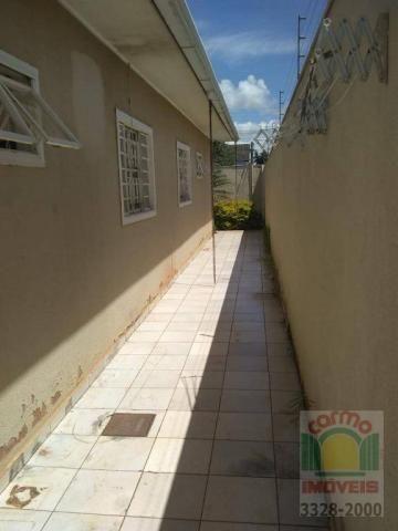 Casa com 3 dormitórios para alugar, 132 m² por R$ 1.600,00/mês - Parque Brasília 2ª Etapa  - Foto 12
