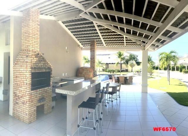 CA1743 Vendo ou Alugo, casa e condomínio no Eusébio, 3 quartos, 3 vagas, lazer - Foto 12