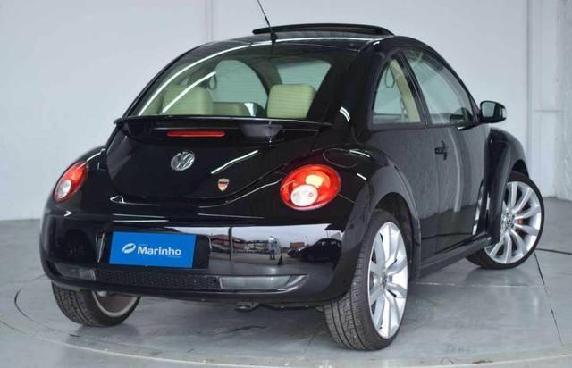 New beetle 2009 top de linha com teto - financio ou troco- - Foto 5