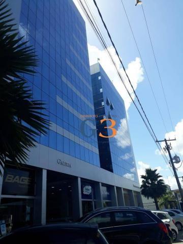 Sala para alugar, 48 m² por r$ 1.800,00/mês - três vendas - pelotas/rs - Foto 2