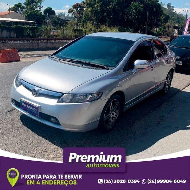 Honda Civic EXS 1.8 2007 - Foto 2