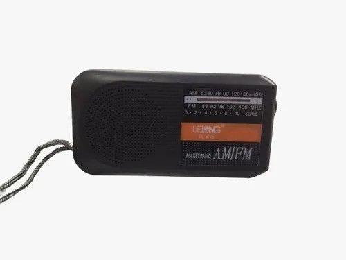 R$59,90 - Rádio Bolso Portátil Am Fm Lelong Le-653 Com Fone De Ouvido - Foto 3