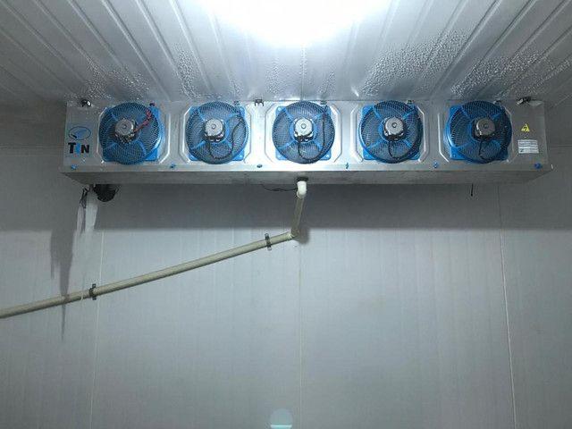 Câmara fria + Motor - Foto 4