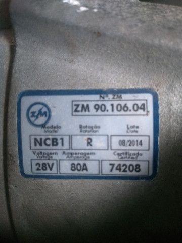 Alternador 24V Volvo - Foto 4