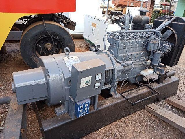 Grupo Gerador 100 KVA Motor MWM - Foto 3