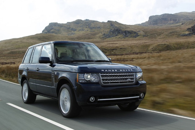 Sucata Range Rover Vogue Para Vendas de Peças - Foto 4