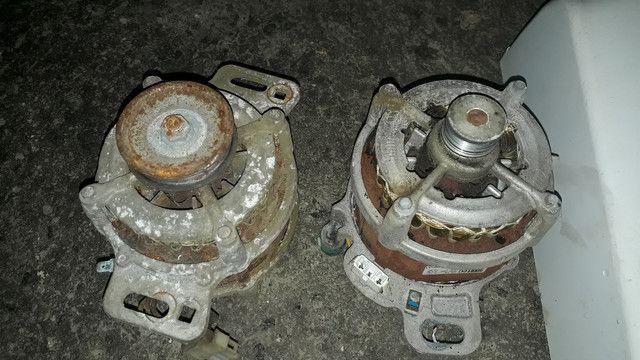 Vendo 2 motor e um painel de 6 kg 100 reais   - Foto 2