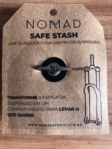 Nomad Safe Stash