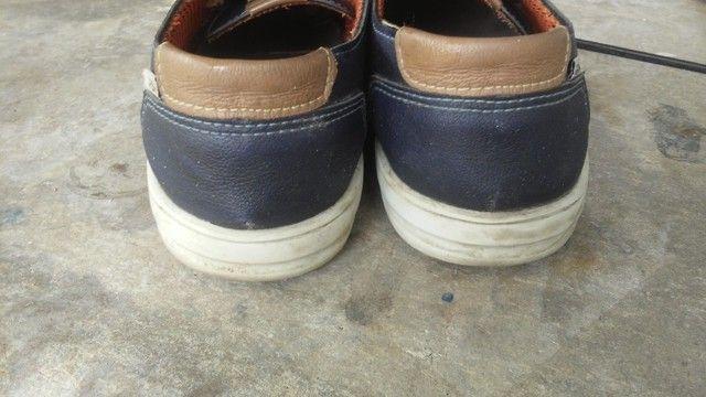 Sapato infantil masculino n 36 - Foto 2