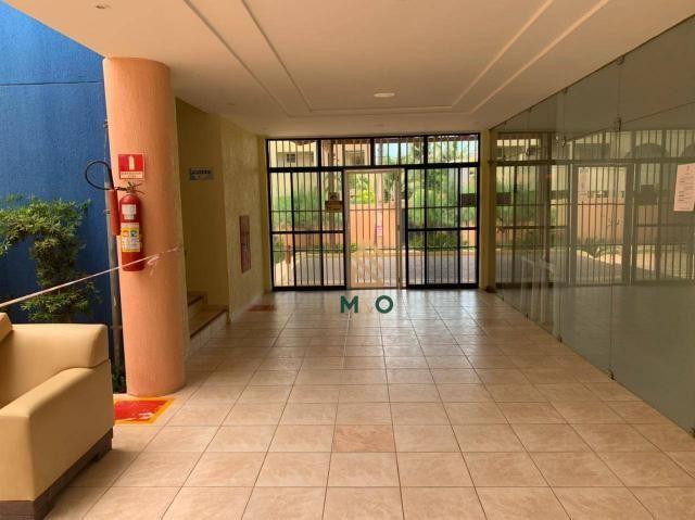 Apartamento com 1 dormitório para alugar, 52 m² por R$ 1.300/mês - Porto das Dunas - Aquir - Foto 7