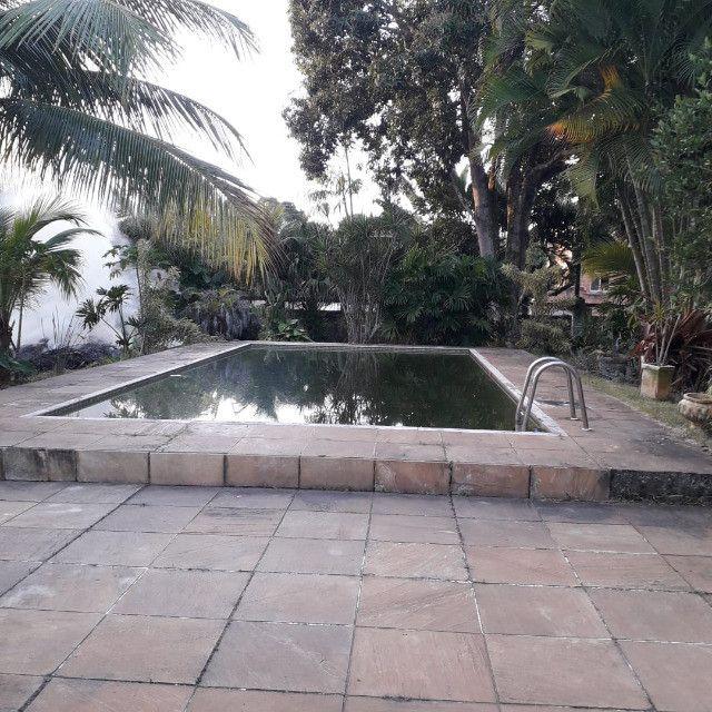 Excekente Casa com piscina  no Bairro Parque Nanci Maricá - com 3 terrenos - Foto 7