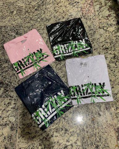 Camisas de marca gringa do P ao GG