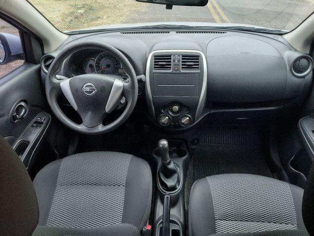 Nissan Versa 1.0 12V start flex completo 2016 - Foto 11