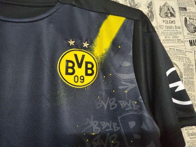 Borussia Dortmund Away 20/21 - Foto 3
