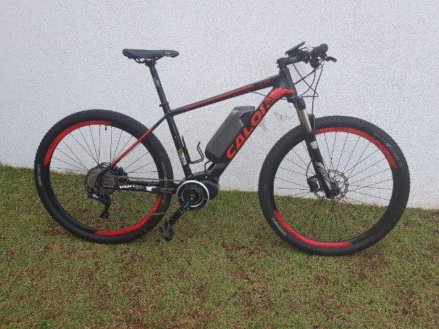 Bike Caloi elite evibe  tg 19 - Foto 2