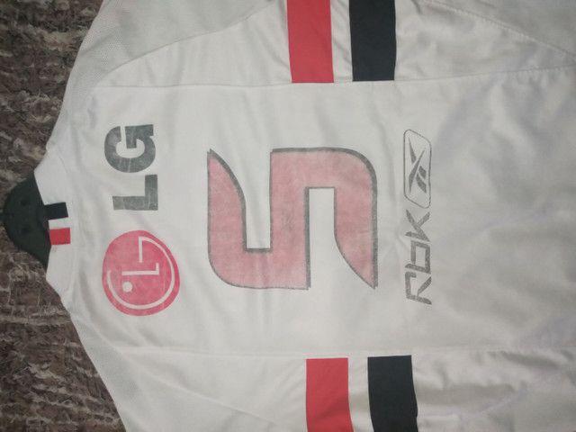 Camisa São Paulo 2007 original. - Foto 6