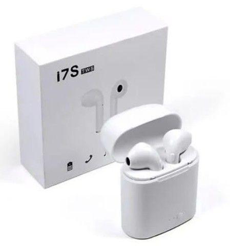 Fone Bluetooth i7s TSW - Foto 2