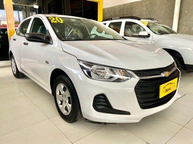 Chevrolet Onix 1.0 2020 - 1 Ano de Garantia - Ipva Pago - Foto 2