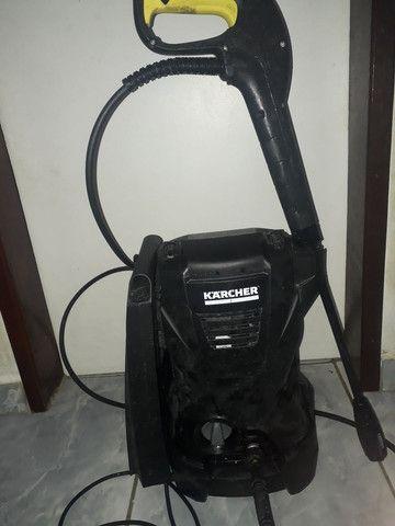 Lavadora de alta pressão Kärcher K2 Black de 1200W com 1600psi de pressão máxima 127V - Foto 4